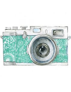 Retro fotoaparát -...