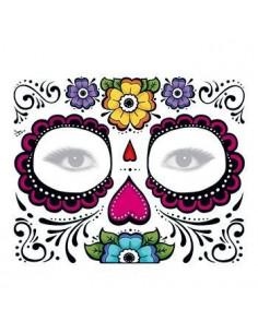 Halloweenska maska s...