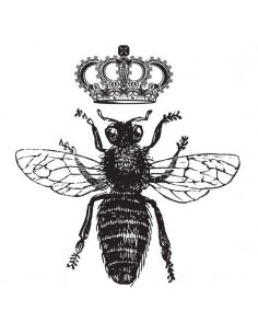 Včelia kráľovná -...