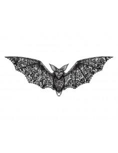 Čipkovaný netopier -...