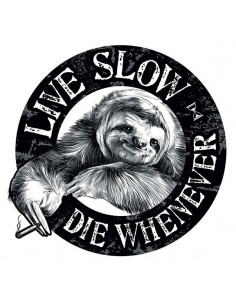 Live Slow Die Whenever -...