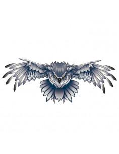 Letiaca sova - nalepovacie...