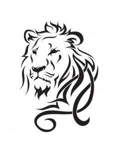 Lev - veľké tribal...