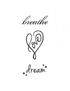 Breathe, Love, Dream -...