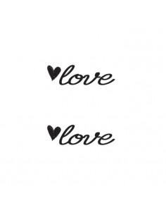 Love a srdiečko -...