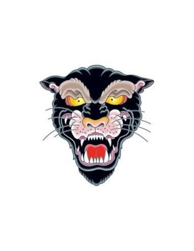 Čierny panter - nalepovacie tetovanie
