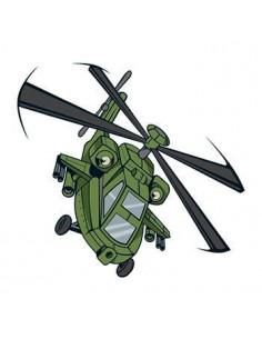 Vrtuľník - nalepovacie...