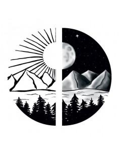 Slnko a mesiac -...