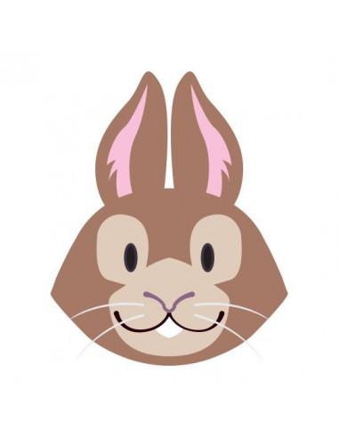 Zajačik - detská tetovačka