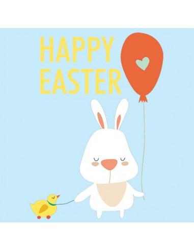 Zajačik Happy Easter- veľkonočná...