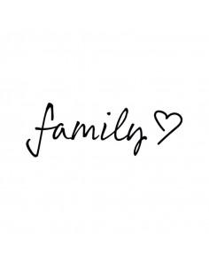 Family - dočasné tetovanie