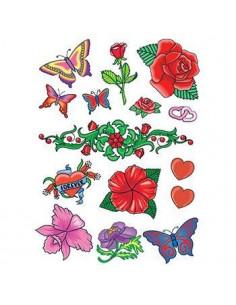 Letné tetovačky - sada 2