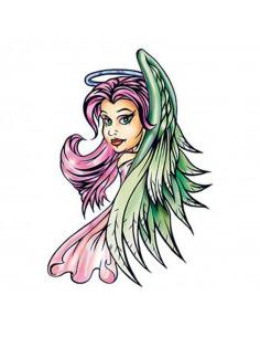 Anjel s ružovými vlasmi -...