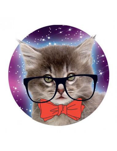 Galaktická mačka - dočasné tetovanie