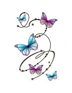 Krúžiace motýle - veľké...