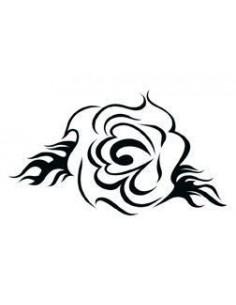 Ruža - tribal nalepovacie...