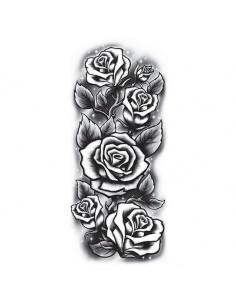 Ruže - veľké nalepovacie...