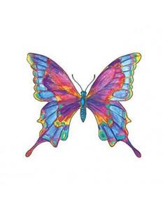 Farebný motýľ - nalepovacie...