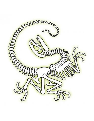 Velociraptor svietiaci v tme -...
