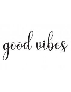 Good vibes - nalepovacie...