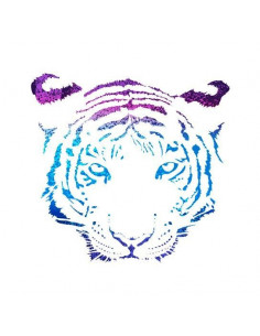 Metalický tiger -...