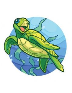 Morská korytnačka -...