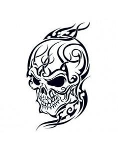 Lebka 2 - tribal...