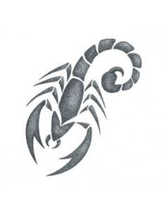 Malý šedý škorpión -...