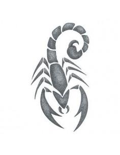 Šedý škorpión - nalepovacie...