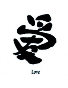 Kanji znak Love -...