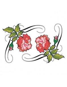 Dve trblietavé ruže -...