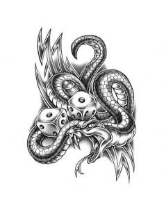 Had a kocky - veľké...