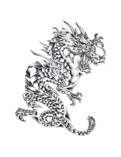 Rozzúrený drak - veľké...