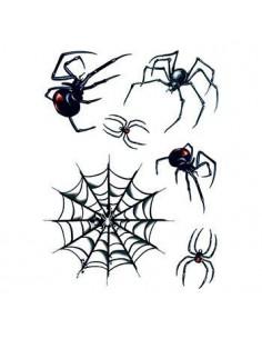 Pavúky a sieť - sada...