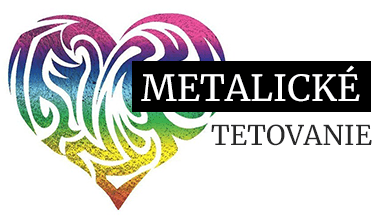 Metalické tetování